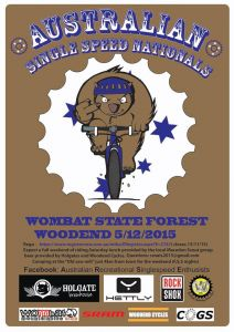 Australian National Singlespeed 2015