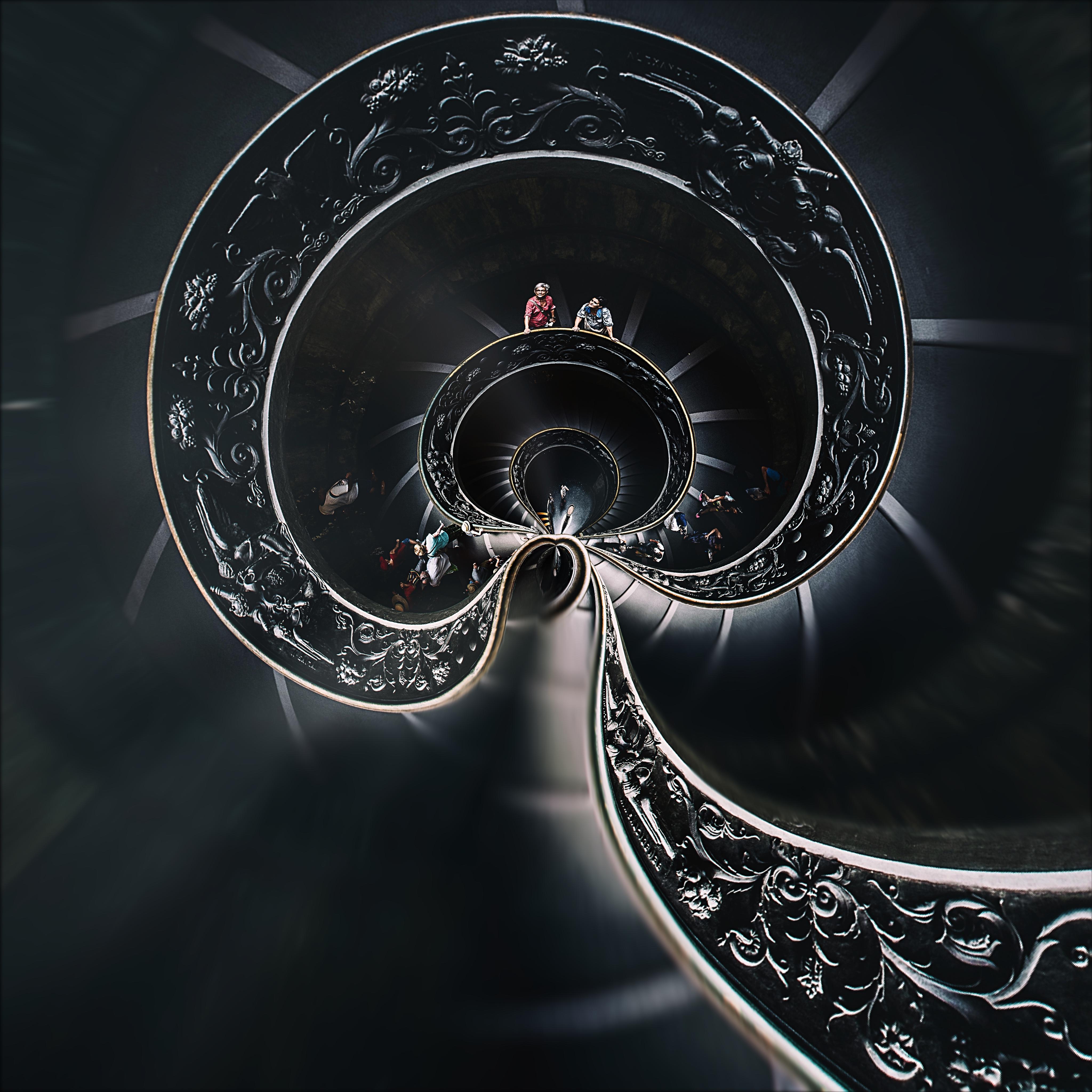 Dissertation On The Downward Spiral