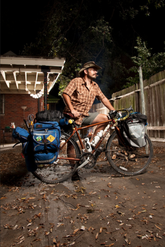 Nathan Berry's BikeLove Project Photo Series