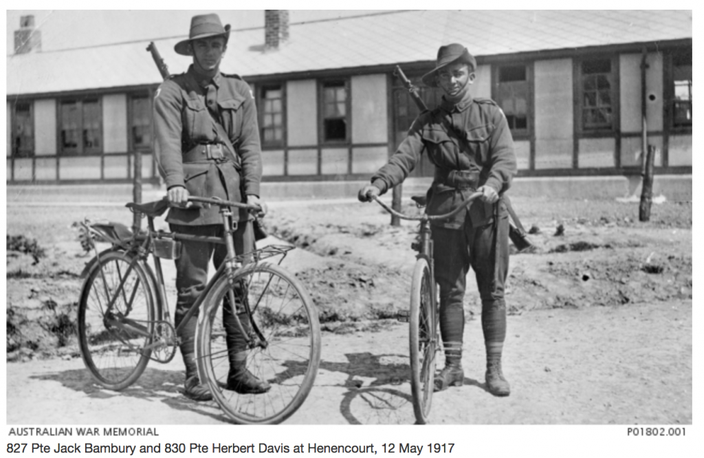 Australian Cycling Corps