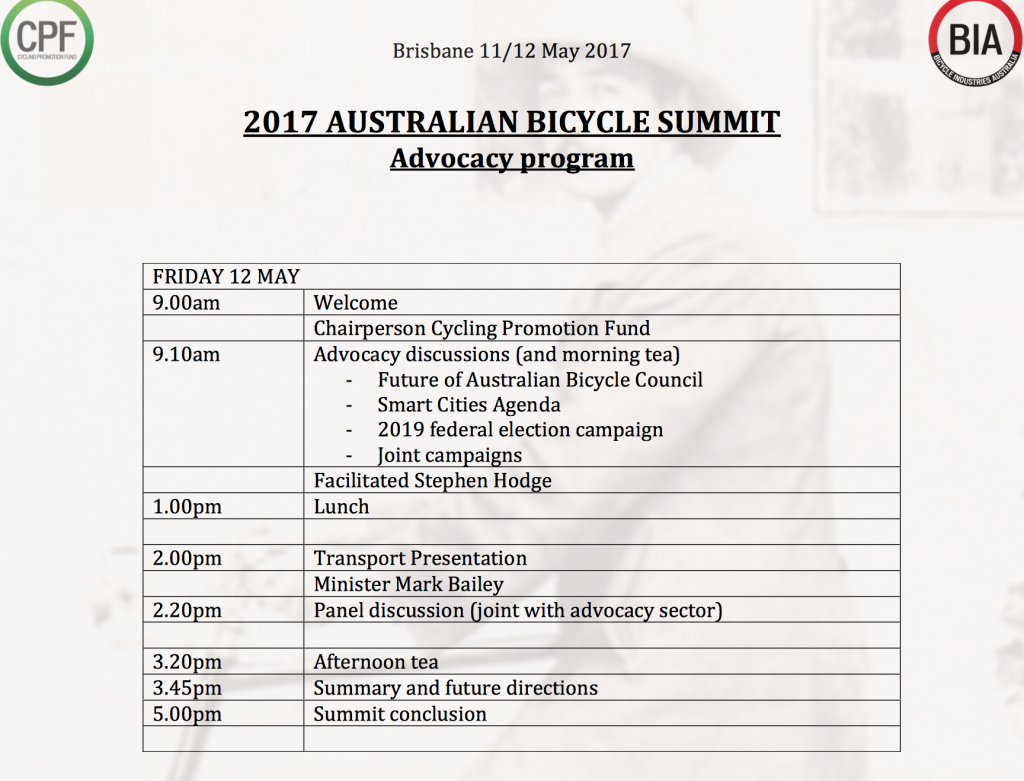 Bike Week Queensland 2017