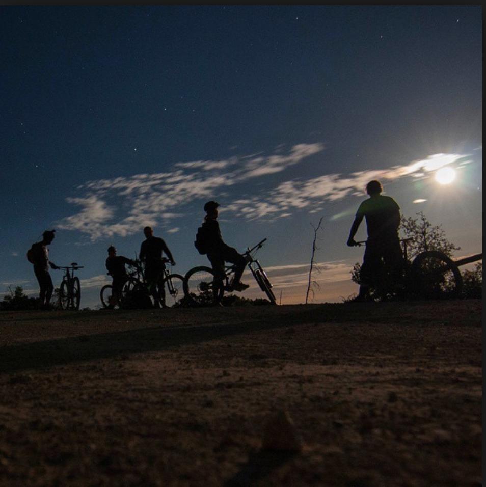 Full Moon Bike Rides