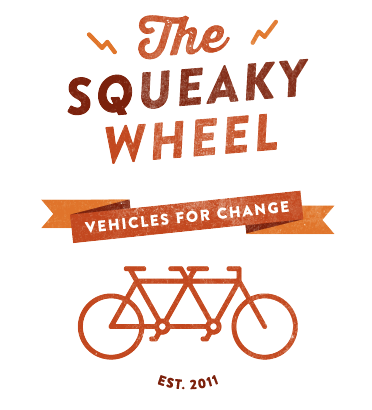 Farewell to The Squeaky Wheel