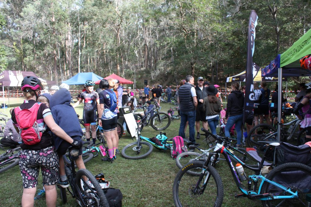 Chicks in the Sticks 2017 - Bicycles Create Change
