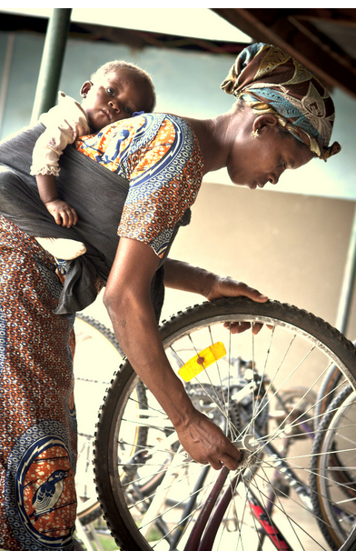 Village Bicycle Project - Bicycles Create Change.com