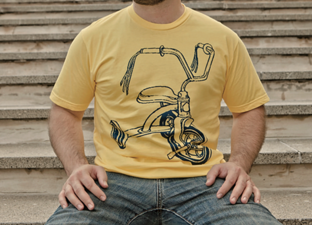Bicycles Create Change.com -16th Dec. Where to get awesome bike t-shirts