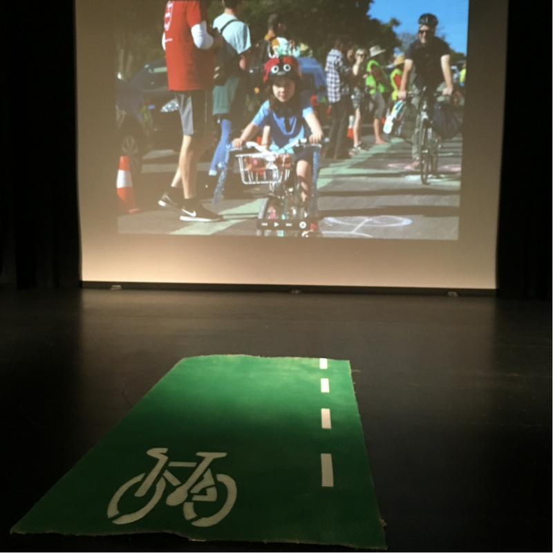 'LEKI' Brisbane Bicycle Short Film People's Choice Winner - Bicycles Create Change.com 18th March 2018