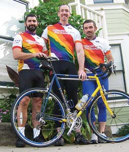 Phoenix gay bicycling group