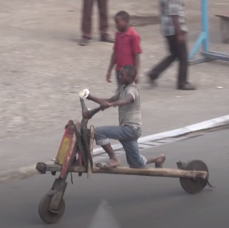 DR Congo's Chukudus bikes - Bicycles Create Change.com 9th April 2018