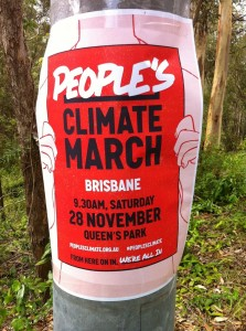 Brisbane Climate Change Rally 20161
