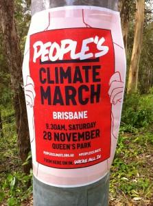 Brisbane Climate Change Rally 20161