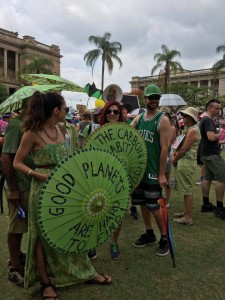 Brisbane Climate Change Rally 2016